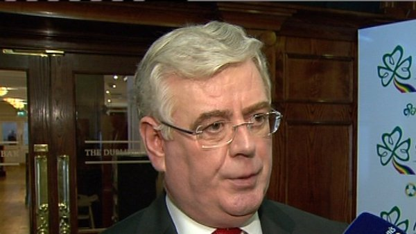 Eamon Gilmore said the outcome of the EU summit was a 'game changer'