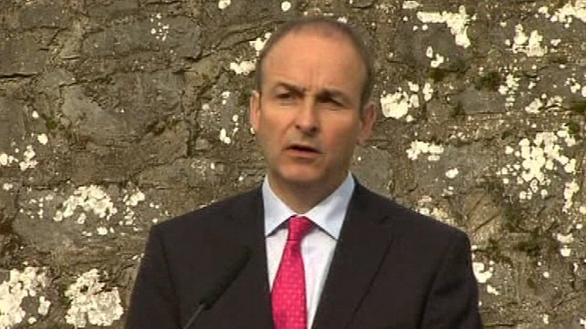 Micheál Martin calls for resignation of Minister James Reilly