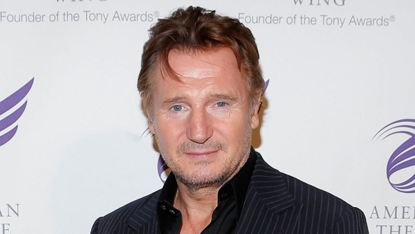Neeson to star in Lego: The Piece of Resistance