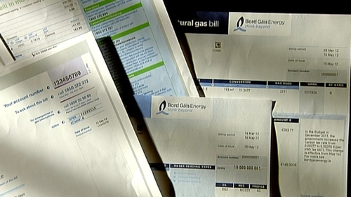 Prices for housing, water, electricity, gas and other fuels rose by 4% in June, new CSO figures show