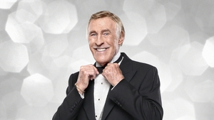 Bruce Forsyth is now recovering in hospital