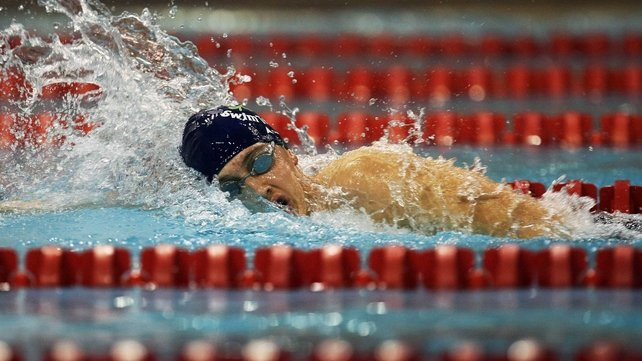 Meegan's latest record one of 14 set by swimmers at championships