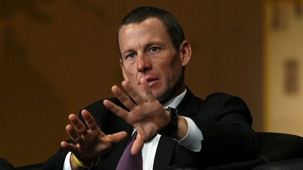Armstrong has removed mention of his Tour de France wins from Twitter