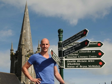 Tadhg Kennelly returns to his home town of Listowel