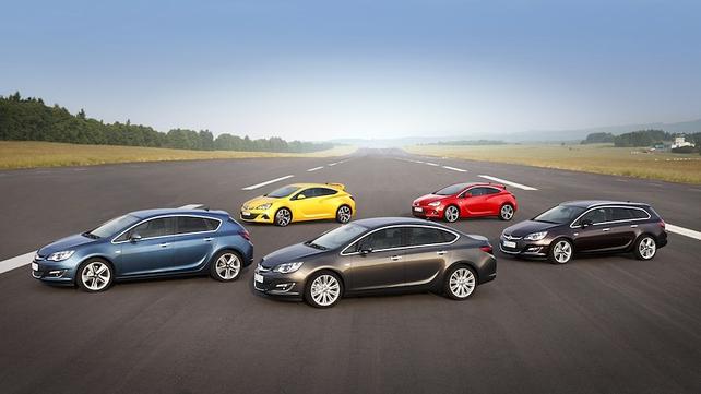 Opel Ireland pricing