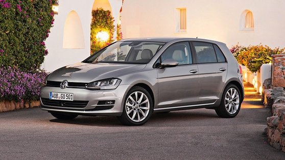 Volkswagen is throwing a lot of toys at the new Golf