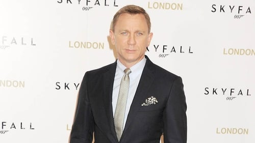 Daniel Craig - Will we be seeing him as Bond on location in Ireland?