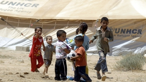 Over 30,000 Syrian refugees are living in Zaatari