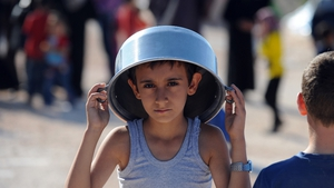 The UNHCR urged European countries to keep open their borders for people fleeing Syria
