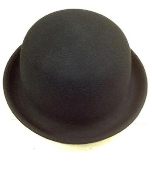 Black bowler hat, €16.99 at Folkster