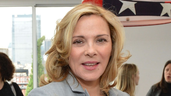 Kim Cattrall will return to Dublin in two weeks