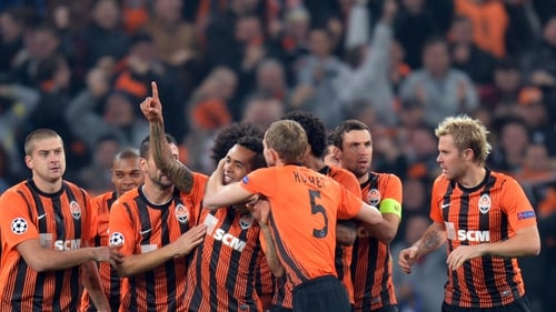 Shakhtar Donetsk travel to Germany looking to upset Borussia Dortmund and progress to the quarter-finals
