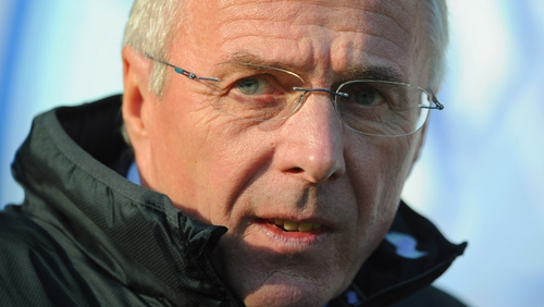 Former England football manager Sven-Goran Eriksson is one of the four complainants