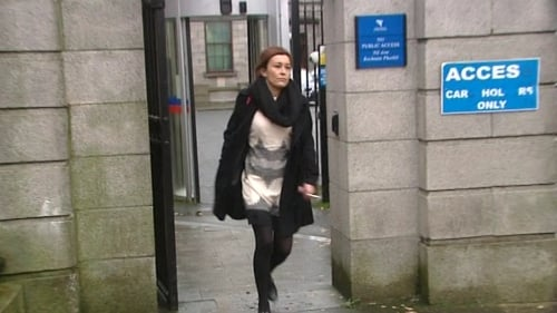 Mary Carberry was sentenced to six years imprisonment with two years suspended