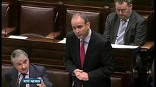 Martin accuses Taoiseach of misleading Dáil