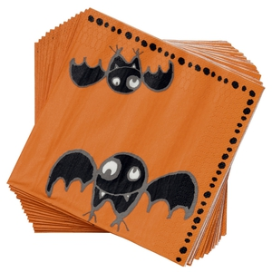 Marks and Spencer paper napkins (20), €2. Select Halloween items included in 3 for 2 promotion online