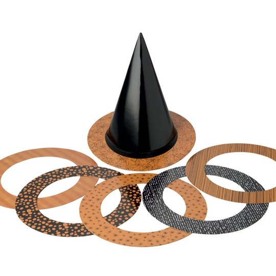 Marks and Spencer witches hat hoopla, €5. Select Halloween items included in 3 for 2 promotion online