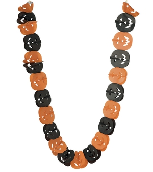 Marks and Spencer ghoulish garland, €2. Select Halloween items included in 3 for 2 promotion online