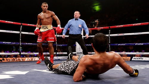 "Kell Brook ""lost a lot of blood"" according to Spain's Guardia Civil"