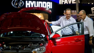 Hyundai was the most popular make of car in January - overtaking Volkswagen
