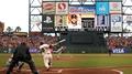San Francisco take Game One of World Series