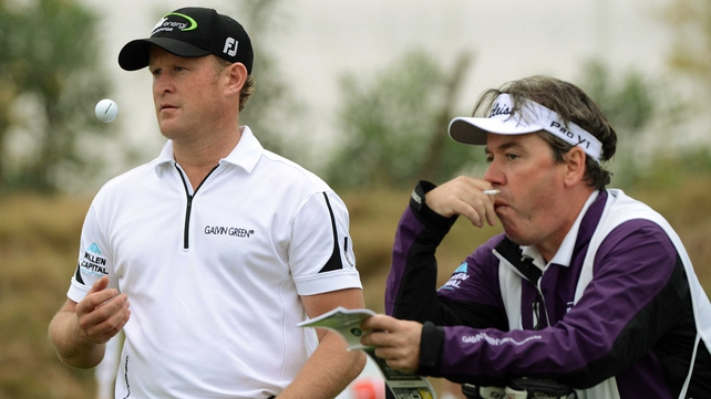 Jamie Donaldson: 'I just felt I was properly zoned in, just felt really relaxed all day'