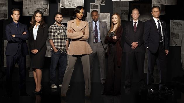 Scandal: the pick of new American TV shows that first crossed the Atlantic during 2012