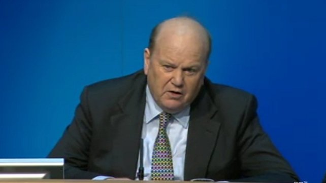 Michael Noonan says Ireland 'not looking for a second bailout'
