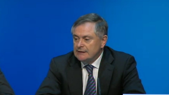 Brendan Howlin says Troika happy with Personal Insolvency Bill figures