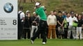 Donaldson shoots 62 at BMW Masters; McIlroy 4th
