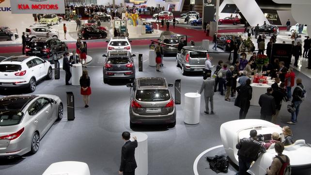 Kia's quarterly operating profits slow down by 51%