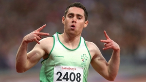 Jason Smyth will compete at the Paralympic worlds this weekend