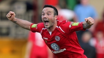 Airtricity League champions Sligo Rovers get behind the Movember campaign