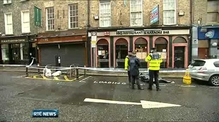 Two men hospitalised after violent attack in Dublin