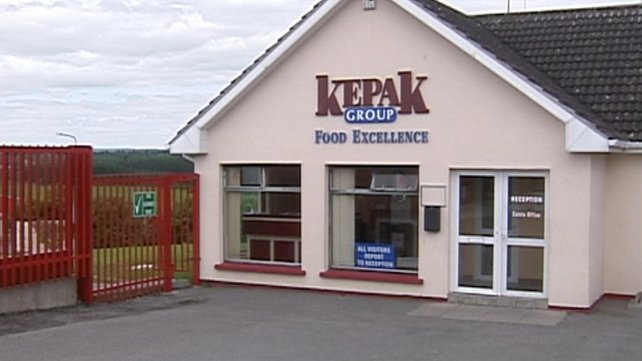 49 workers at the Kepak lamb abattoir in Co Carlow to lose their jobs
