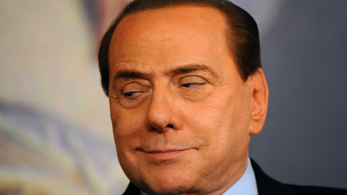 Ruby arrives at Berlusconi trial