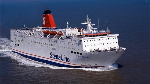 Stena Line buys ferry services which operates on Rosslare-Cherbourg route