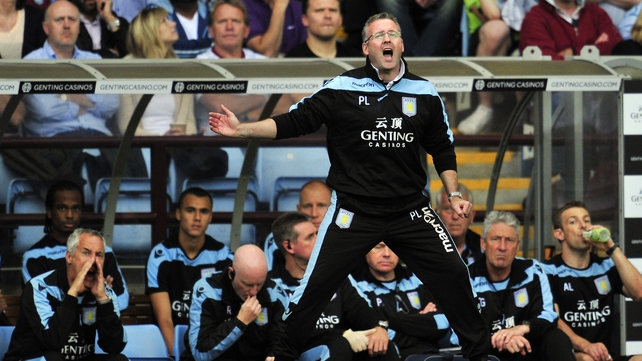 "Paul Lambert on City: ""We're going there to win"""