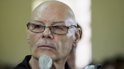 Disgraced pop singer Gary Glitter has appeared in court