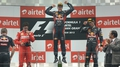 Vettel takes Indian Grand Prix victory