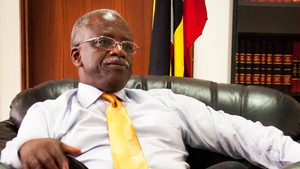 Amama Mbabazi said that no money was ever paid to him