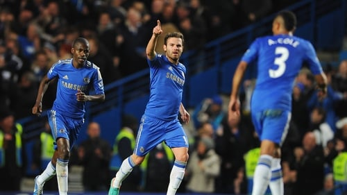 Juan Mata has no intention of leaving Chelsea