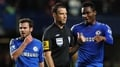 Union support for referee Clattenburg