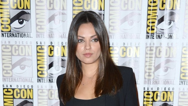 Mila Kunis' rep has denied reports that she is pregnant