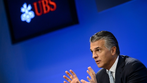 UBS chief executive Sergio Ermotti reports an 'excellent' start to the year