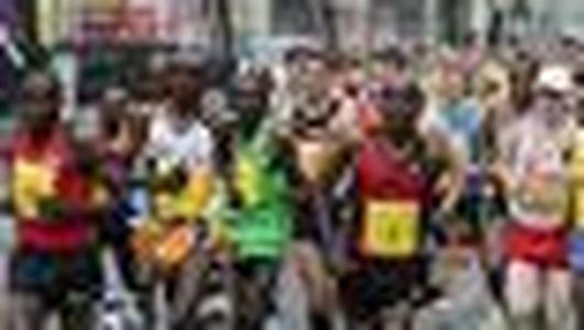 Marathon Runner Killian Byrne