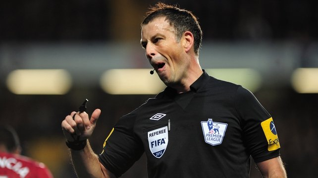 Mark Clattenburg is alleged to have used a term understood to have been interpreted as racist towards Chelsea's John Obi Mikel