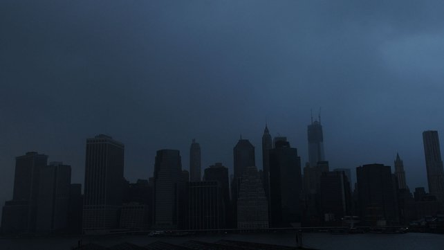 More than 1.5m homes and businesses have been left without power in Manhattan