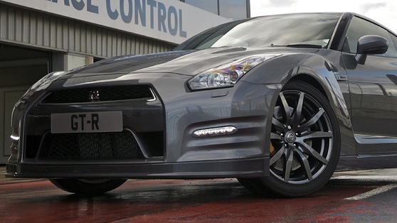 The Nissan GT-R is a fantastic machine