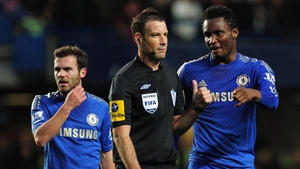 Mark Clattenburg faces a police investigation following alleged racist comments made to Chelsea's Juan Mata and John Obi Mikel